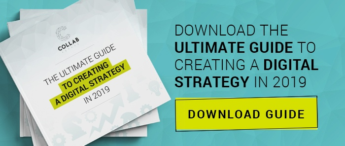 Ultimate guide to digital strategy call to action